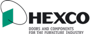 hexco doors and components for the furniture industry